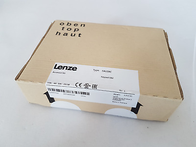 Lenze Bedienmodul  Keypad E82  Type: E82ZBC   Neu in OVP