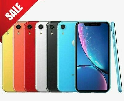Apple iPhone XR 64GB Factory Unlocked | Cricket | T-Mobile & Others