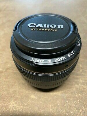 Canon EF 50mm f/1.4 USM Lens EXCELLENT CONDITION