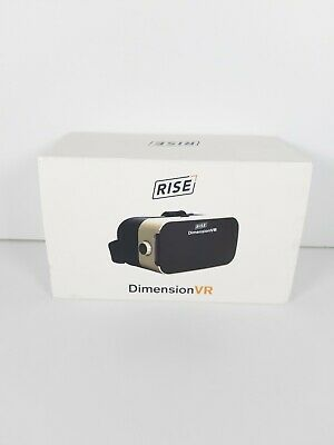 Rise Dimension VR Headset, Fast Free Postage