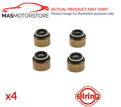 Valve Stem Seal Set Elring 761389 4Pcs P New Oe Replacement