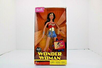 Mattel Barbie As Wonder Woman Doll