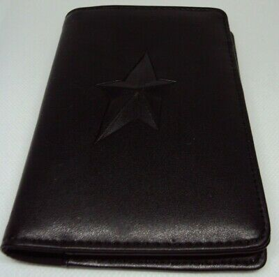 Leather Credit Card  ID Card Holder Thierry Mugler