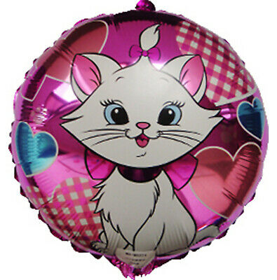 Marie Cat Birthday Party Balloons Centerpiece Decoration Lolly Bag Filler Gift