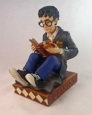 Harry Potter Quidditch Book Buddy Bookend with original box