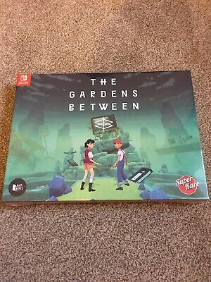 The Gardens Between Collectors Super Rare Games #24: Nintendo Switch NEW SEALED