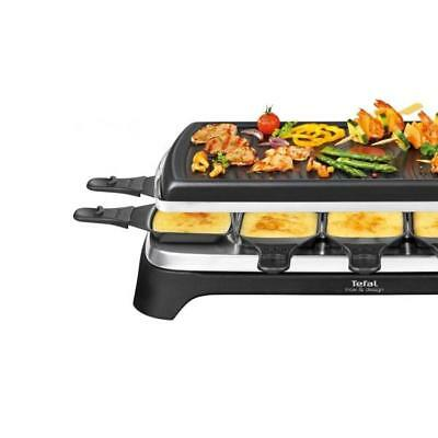 Tefal Raclette-Grill RE 4588 Raclette RE4588 Raclette-Grill