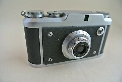 Ducati Simplex subminiature camera, early model, excellent condition, rare