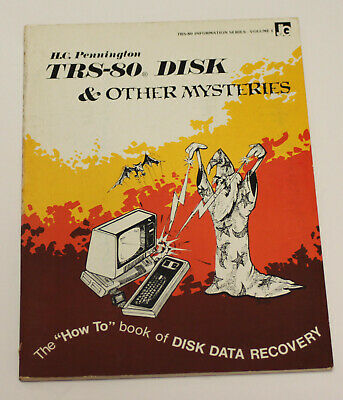 TRS-80 Disk & Other Mysteries (H.C. Pennington) 1981