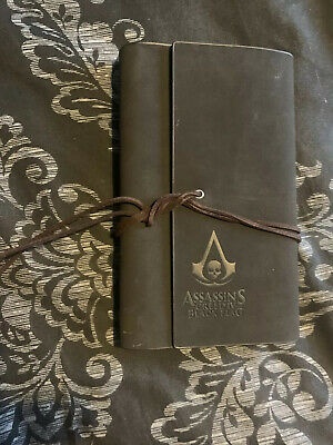 Rare Assassin's Creed Promo Black Flag Notebook