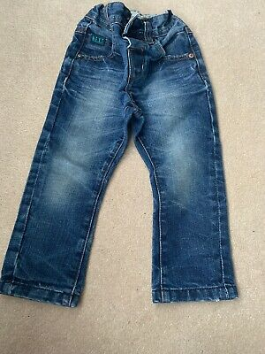 Next Kids / Boys / Children's Jeans, Blue, 1.5-2 Years