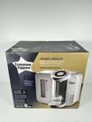 tommee tippee closer to nature perfect prep machine - White -