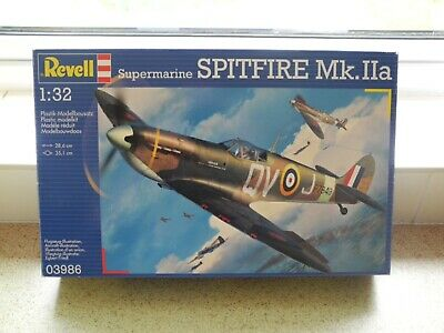 Quickboost 32168  1//32 Spitfire Mk II Exhaust for Revell