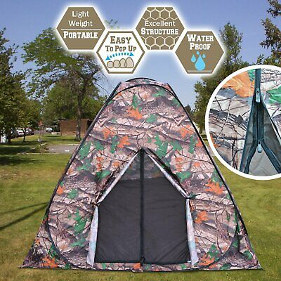 BenefitUSA Portable Camouflage Camping Hiking Instant Tent pop up 2/3 Persons...