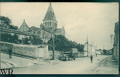 CPA VENDEE - 85 - Mareuil sur Lay - rue du Pont Neuf #12