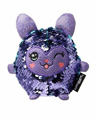 Smiggle Sequin Squishy Ball