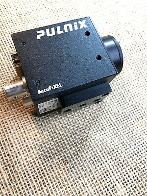Pulnix AccuPiXEL Progressive Scan CCD Shutter Camera (new)