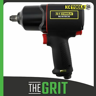 "KC Tools 1/2"" Dr Twin Hammer Impact Wrench"