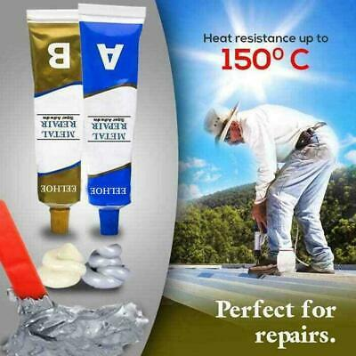Industrial Heat Resistance Cold Weld Metal Repair Paste Perfect For Repair H3M4