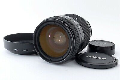 Nikon Zoom-NIKKOR AF MACRO 35-70mm f/2.8 D w/Hood Lens From JAPAN 542023