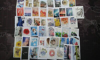 Finland - kiloware on paper 2007-2019,LOT-100 different  ALL LARGE