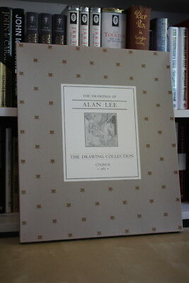Alan Lee (1983) 'The Drawings of Alan Lee', signed limited edition, Tolkien