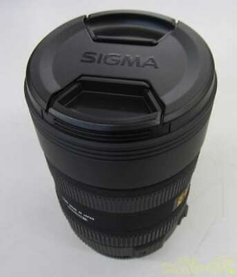 Sigma 11268122 8 16mm F/4.5 5.6Hsm Wide-Angle Zoom Lens