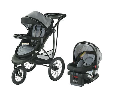 Graco Modes Jogger SE Travel System Includes