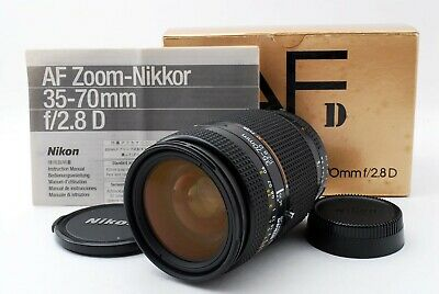 Nikon Zoom-NIKKOR AF MACRO 35-70mm f/2.8 D Lens From JAPAN 544329