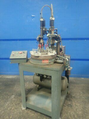 Cooper  Multi-Spindle Drill W/ Indexer 5 Station 01200910004