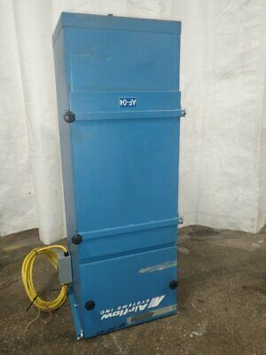 Airflow Systems 2400Vom--Pg7-Hp Mist Collector 1.5 Hp 01201200029
