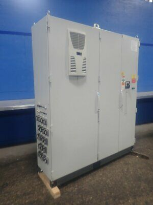 "Rittal  Electrical Cabinet W/ Air Conditioner 18"" X 70"" X 82"" 04191261247"