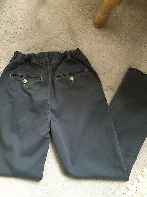 Boys Autograph Marks And Spencer Smart Trousers / Jeans Straight Leg Age 13 VGC