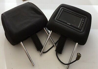 Toyota Corolla Verso Front Headrest With Dvd/Media Monitors, 2004-2009