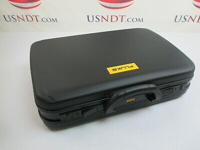 Fluke SM 190 Carry Hard Case Scopemeter Osilliscope