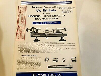 DELTA-MILWAUKEE Toolmaker Surface Grinder 24-105 Instruction /& Parts Manual 0243