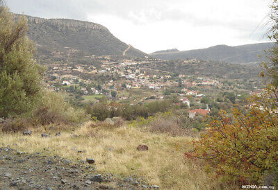 Land For Sale In  Finikaria Limassol Cyprus. Family Owned By Uk Cypriots .