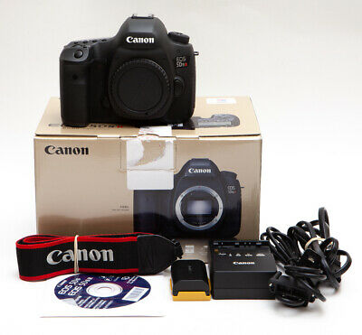 Canon EOS 5DSR 50.6MP 5DS R Camera Body Only - CLEAN!