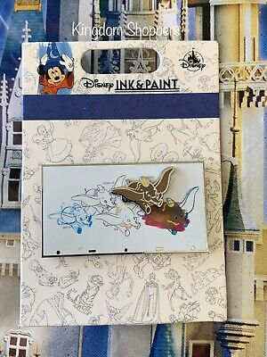 2020 Disney Parks Pin Ink & Paint Collection DUMBO