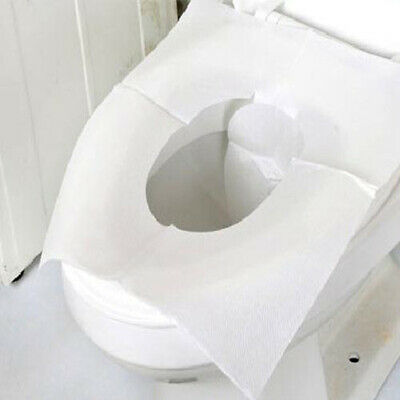 100 Disposable Toilet Seat Covers