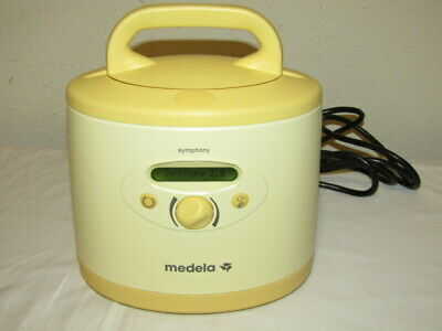 Medela Symphony Hospital Grade Pump Used 421 Hours and No Errors