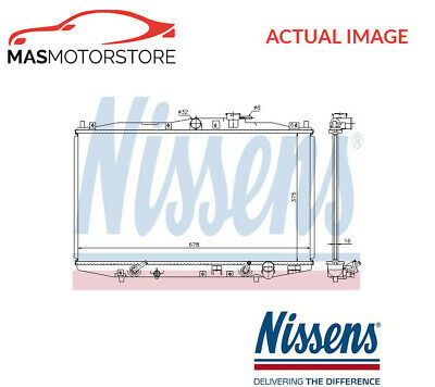 Engine Cooling Radiator Nissens 63345 P New Oe Replacement
