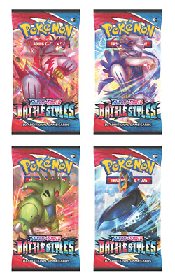 Pokemon SWORD AND SHIELD Base Set Booster Pack New Sealed - 1x Booster Pack NEW