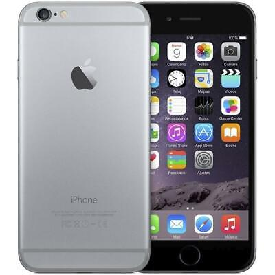 Iphone 6 Ricondizionato 32Gb Grado A/B Nero Grey Originale Apple Rigenerato