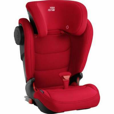 Britax Kidfix III M Group 2/3 Car Seat - Fire Red