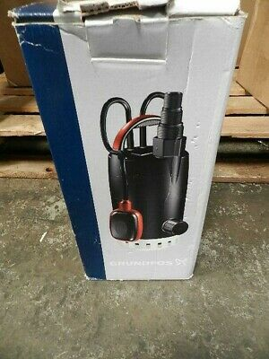 Submersible pump Grundfos Unilift CC9-M1 220-240/50 Brand New