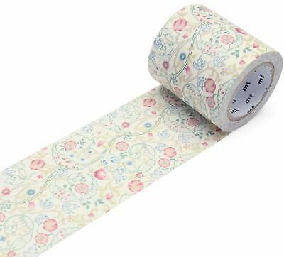 Kamoi processed paper Masking tape mt William Morris Mary Isobel 50mm × 10m