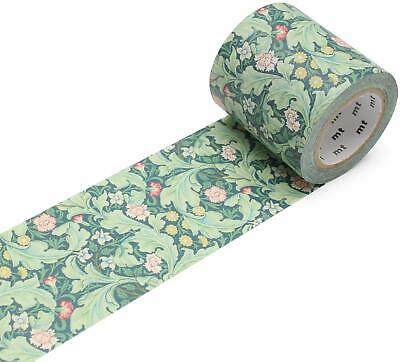 Kamoi processed paper Masking tape mt William Morris Leicester 50mm × 10m