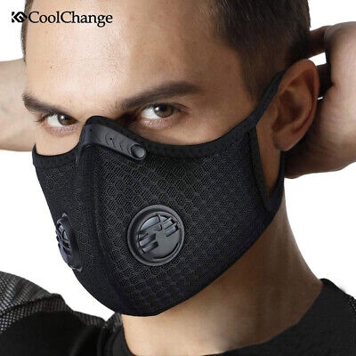 KN95 PM2.5 Anti-virus Mask Activated Carbon Dust-proof Mask Respirator Washable