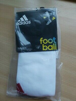 Adidas adisock 12 3 stripes Football socks size 6 1/2 - 8
